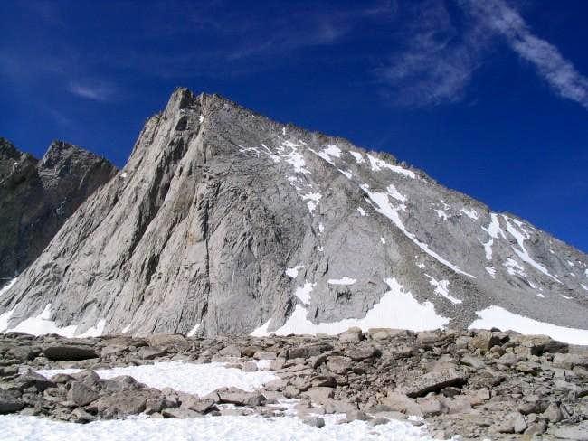 Mt. Tyndal North Rib. Mike...