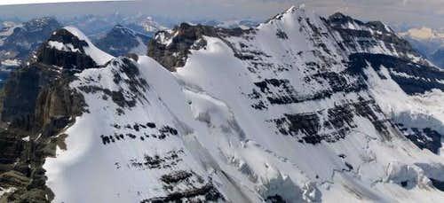 The classic Mount Victoria...
