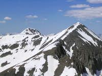Jones Mountain with Niagara...