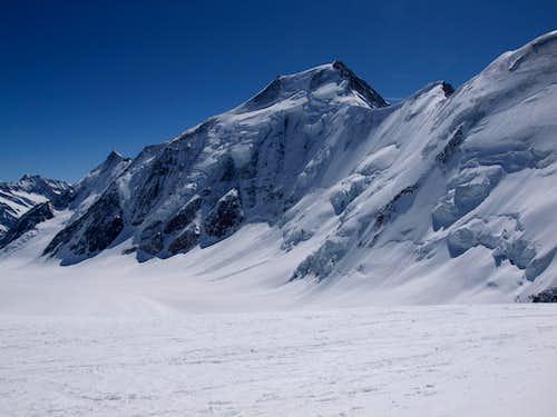 Aletschhorn northface