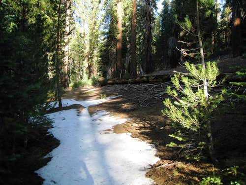 Rancheria Trail