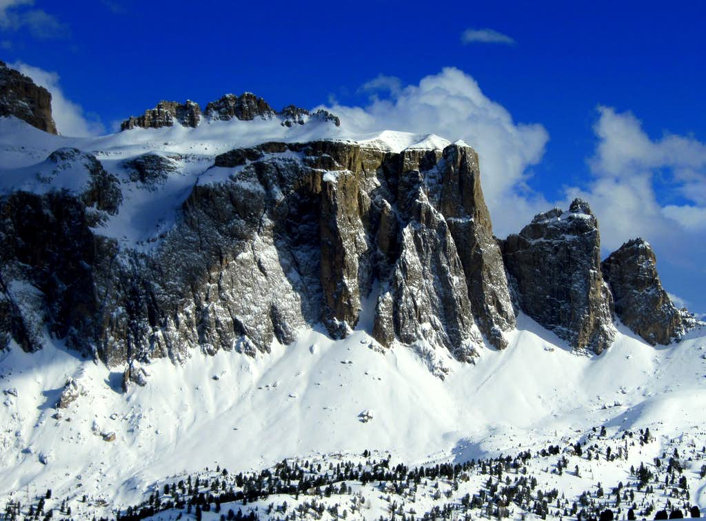 The 5 Sella Towers
