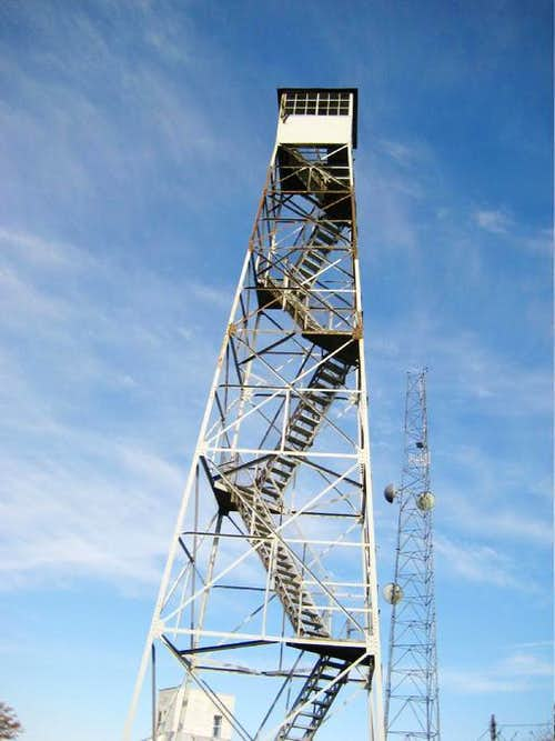 adirondack fire tower challenge