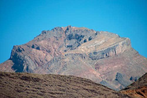 Corkscrew Peak