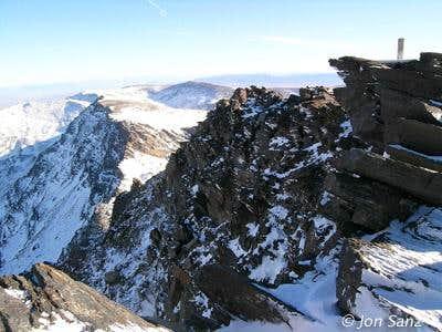 Summit of Mulhacén