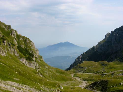 Valea Gaura ( Bucegi )