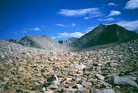 Mt. Julius Caesar, from...