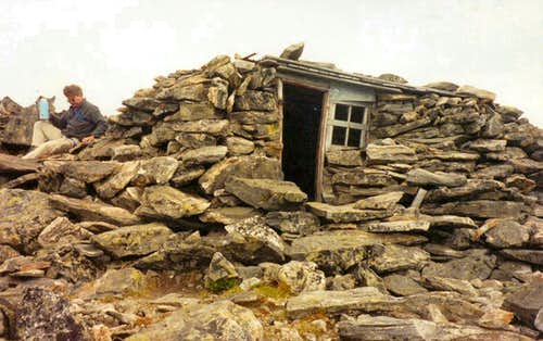 The Summit Hut
