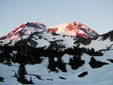 A view of Rainier from St....