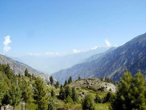 Views of Nanga Parbat