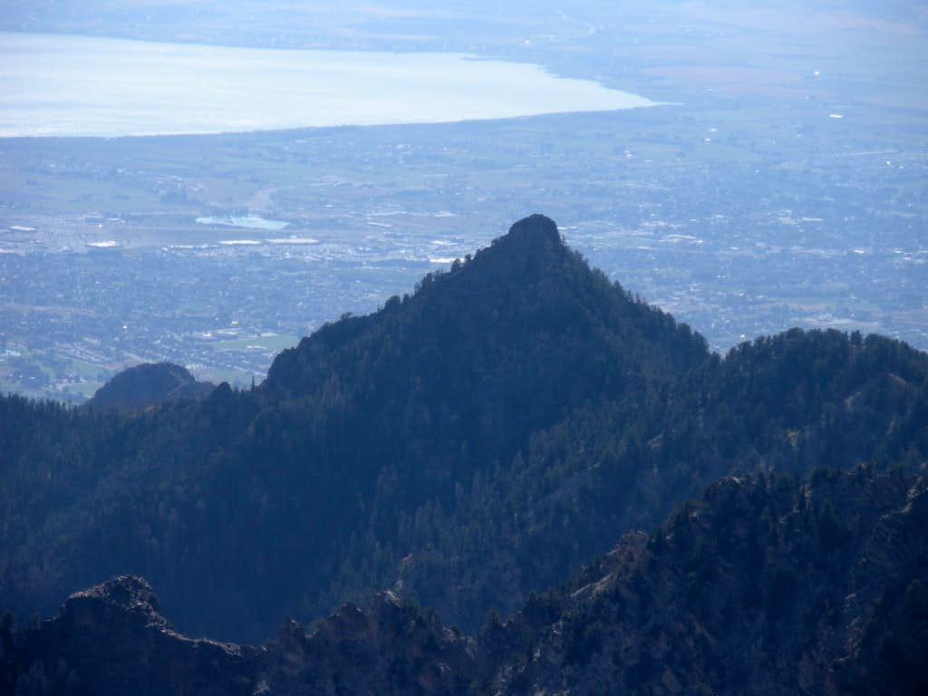 From Box Elder South Peak