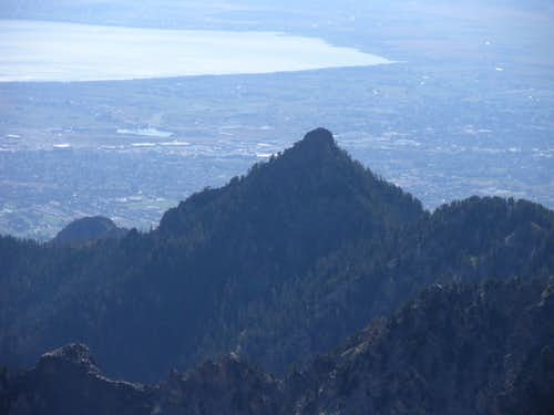 From Box Elder South Peak