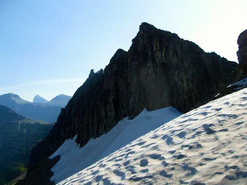 Clements Mountain West Ridge