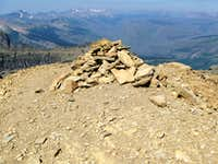 Clements Summit Cairn