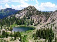 July 21, 2004 - Pioneer Peak...