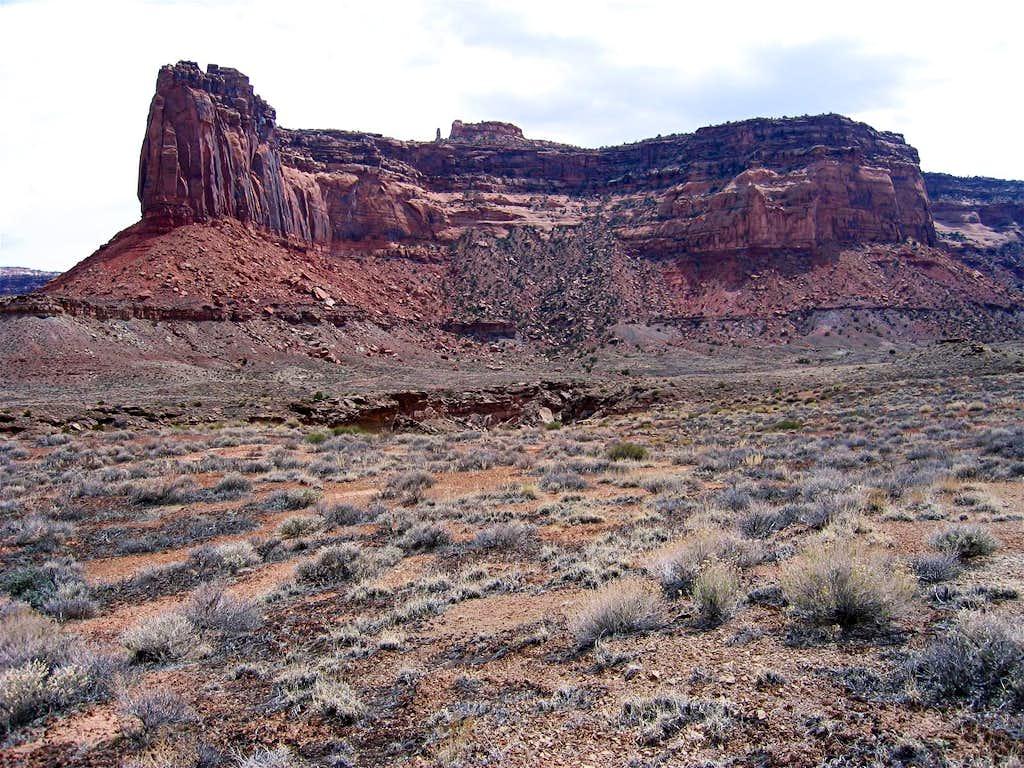 Plain after the Descent