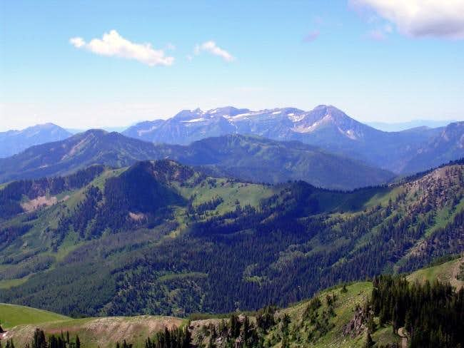July 21, 2004 - Mt Timpanogos...