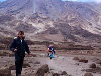 Kilimanjaro Saddle