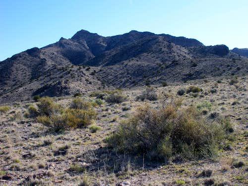 Dugway Range Highpoint