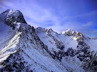 Panorama from Veľka Svišťovka (Rakuska Czuba)