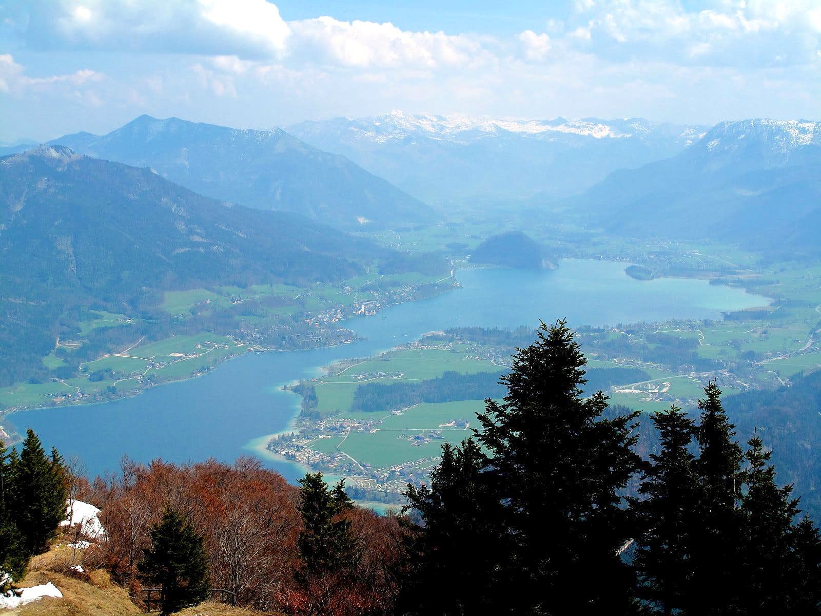 Images of the Wolfgangsee