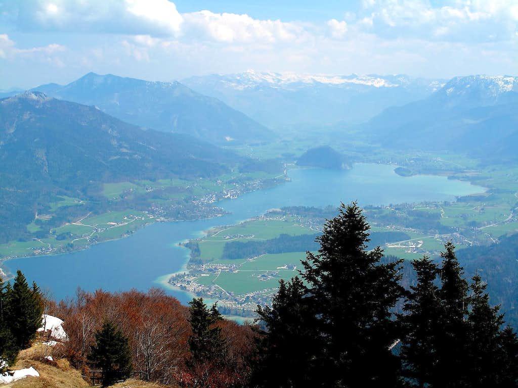 Chopin + Mountain lakes