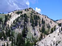 July 21, 2004 - Sunset Peak...