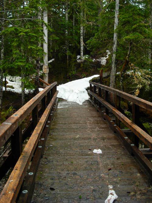 West Cady Ridge Trail