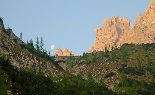 Upper Val di Suola