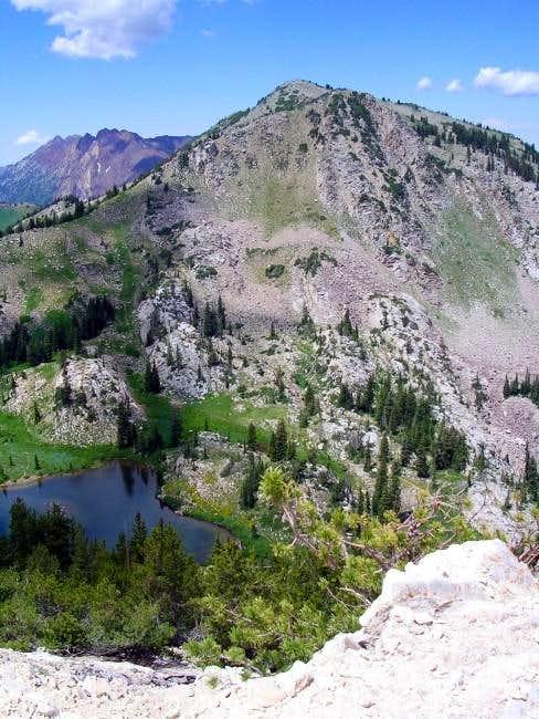 July 21, 2004 - Mt Tuscarora...