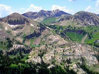 July 21, 2004 - Albion Basin...