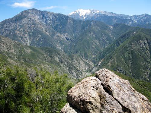 Rattlesnake Peak south ridge