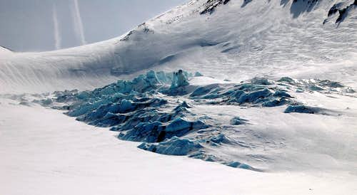 2nd Icefall on the Whitney Glacier