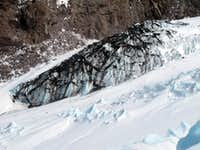 The 3rd Icefall of the Whitney Glacier