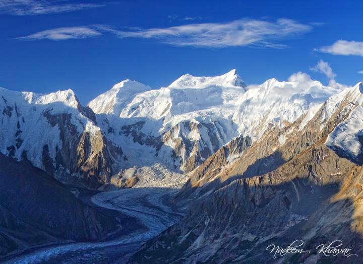 Malubitang group,(7,458 m (24,469 ft).