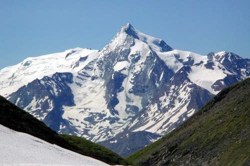 Mont Pourri from the...