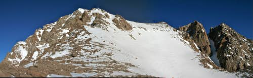 Snow Slope to Williamson's Summit
