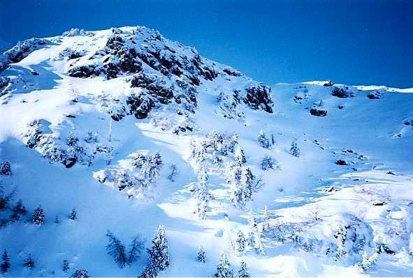 Montious summit