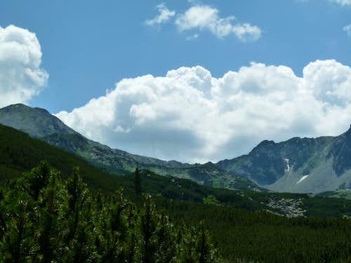Retezat Mountain