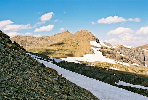 Peak Y, Lowary Peak