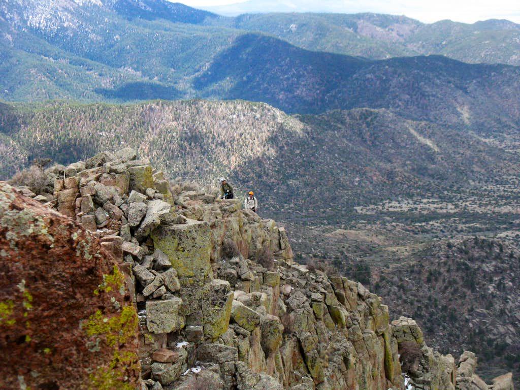 Working the Ridge