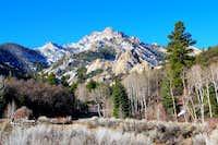 Granite Peak.