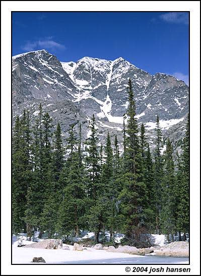 Mt. Ypsilon -- RMNP -- Late...