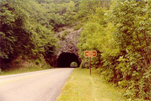 Little Switzerland Tunnel