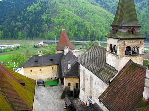 In Orawski Castle