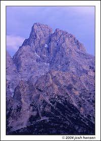 Grand Teton -- Viewed from...