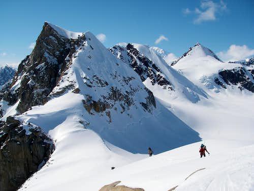 Eldridge Glacier, DNP