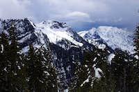 Mt. Dickerman & Big Four