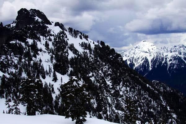 Mount Forgotten & Mt. Pugh