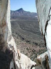 Turtlehead Peak as viewed...